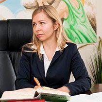 Rechtsanwältin Ama Mülthaler von der Anwaltskanzlei Basel