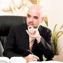 Rechtsanwalt Daniel Ordas von der Anwaltskanzlei Basel