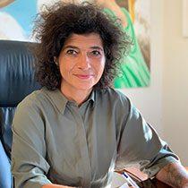Rechtsanwältin Eylem Ayse Copur von der Anwaltskanzlei Basel